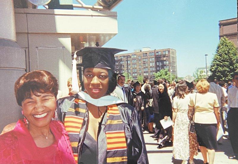 Senator Turner's Graduation